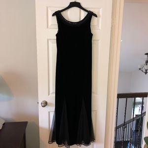 Dress Barn | Black Evening Dress | Size: 10